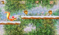 Nut Rush 3 - Snow Scramble screenshot 3/6