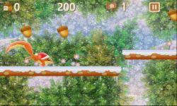 Nut Rush 3 - Snow Scramble screenshot 4/6