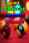 Cut Throat Pool Game screenshot 1/3