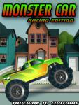 Monster Car Racing Edition screenshot 1/3