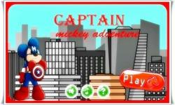 Captain Mickey Adventure screenshot 1/2