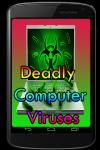 Deadly Computer Viruses screenshot 1/3