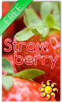 Strawberry Live Wallpaper HD Free screenshot 1/2