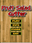 Fruit Salad Cutter screenshot 1/3