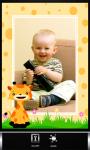 Free Baby Photo Frames screenshot 5/6