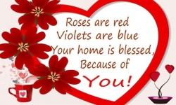 Latest Valentine Day SMS screenshot 1/2