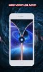 Galaxy Zipper Lock Screen screenshot 5/6