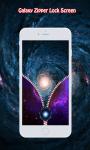 Galaxy Zipper Lock Screen screenshot 6/6