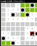 Wapfrog Minesweeper screenshot 1/1