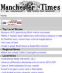 Manchester Times for Android screenshot 1/1