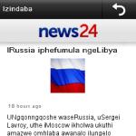 News24 isiZulu screenshot 2/2