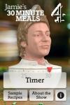 Jamies 30 Minute Meals Timer - Channel 4 screenshot 1/1