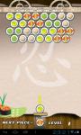 Sushi Shooter Awesome screenshot 1/6