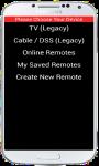 IR Universal Remote screenshot 3/6