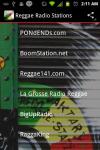 Reggae Dancehall Music Radio  screenshot 1/4