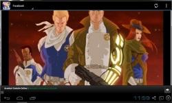 Adventures Of The Galaxy Rangers  screenshot 2/3