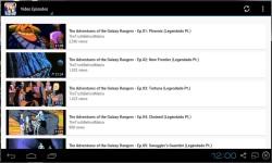 Adventures Of The Galaxy Rangers  screenshot 3/3