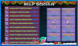Free Hidden Object Games - Christmas Miracle screenshot 4/4
