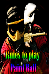Rules to play Paint Ball screenshot 1/4