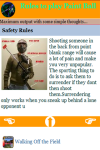 Rules to play Paint Ball screenshot 4/4