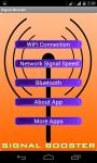 Signal Booster Lite screenshot 1/3