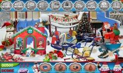 Free Hidden Object Game - Christmas Park screenshot 3/4