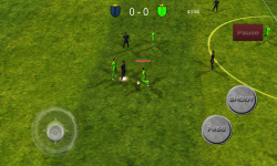 Real Soccer Kick screenshot 4/6