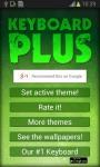 Keyboard Plus screenshot 1/6