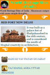 World Heritage Sites of India screenshot 3/3