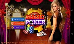 Magic-Poker screenshot 2/4