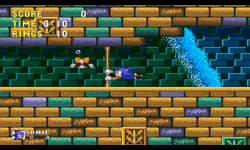 Sonic Classics  screenshot 1/4