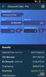 Discount Calculator free screenshot 2/5