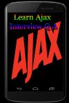 Learn Ajax Interview Q A screenshot 1/3