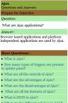 Learn Ajax Interview Q A screenshot 2/3