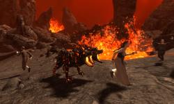 Evil Cerberus Simulator 3D screenshot 3/6