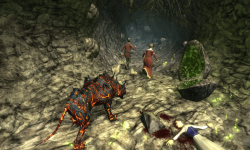Evil Cerberus Simulator 3D screenshot 5/6