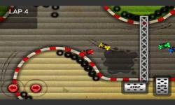 Racing Riders XD screenshot 1/2