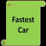 Fastest  Car Gallery screenshot 1/1