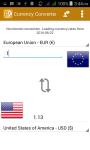 Currency Converter New screenshot 3/6