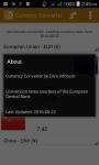 Currency Converter New screenshot 6/6