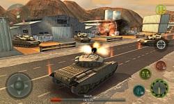 Tank Strike 3D screenshot 4/6