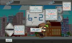 Thief Math Survive screenshot 3/6