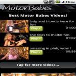 Motor Babes Free screenshot 2/2