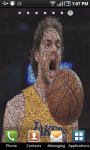 Lakers Big 4 Live Wallpaper screenshot 2/3
