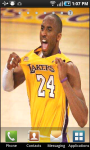 Lakers Big 4 Live Wallpaper screenshot 3/3