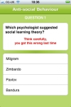 Psychology A Level Examstutor (Login Version) screenshot 1/1