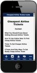 Cheapest Airline Tickets 2 screenshot 4/4