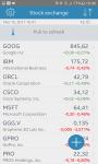 Stock Exchange - Free screenshot 1/4
