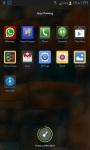 Deluxe Go launcher Ex Theme screenshot 3/3
