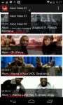 Akon Video Clip screenshot 2/6